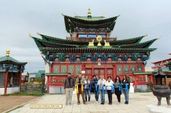 Legends of Buryatia recognized as one of the best excursion routes in Russia