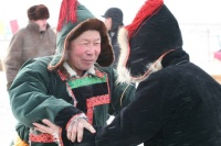 "Tour to Buryat etnocomplex ""Steppe Nomad"". Atsagat"
